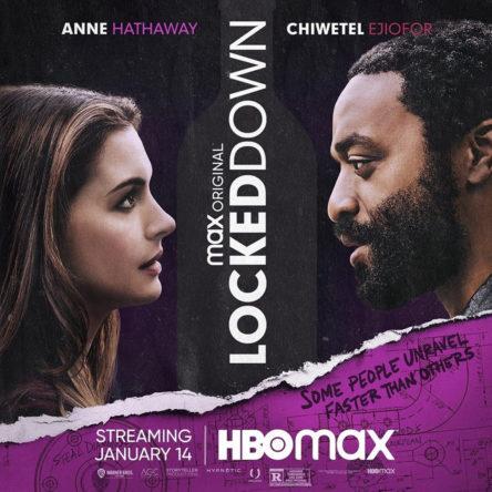 HBO MAX Lockdown