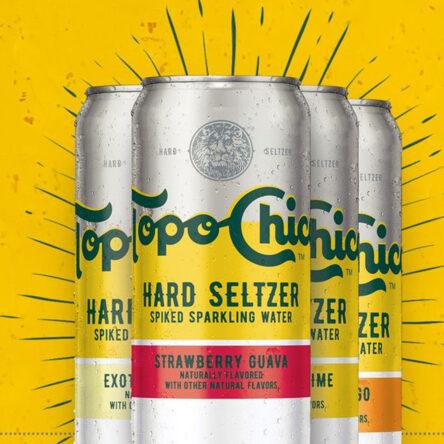 Topo Chico – Hard Seltzer